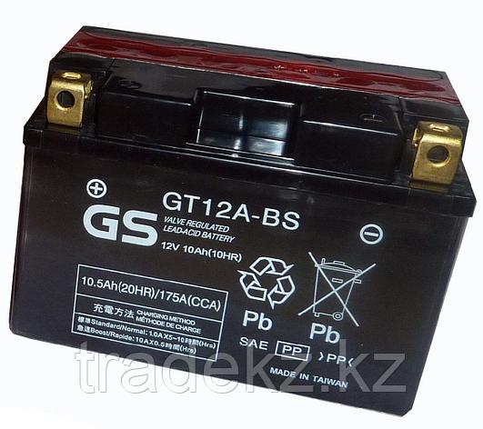Аккумулятор GS Yuasa GT12A-BS, фото 2