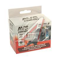 Держатель магнитныЙ  AVS A1701 для сотовых телефонов КПК GPS  блистер