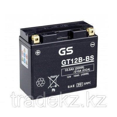 Аккумулятор GS Yuasa GT12B-BS, фото 2