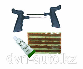Набор для ремонта проколов бескамерных шин 10шт AVS RK-110