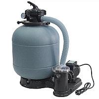 Моноблок EQUO D400, 6 куб.м/ч, Фильтр для Бассейнов