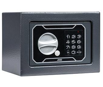 Офисный и мебельный сейф AIKO T-140 EL (140х195х140)
