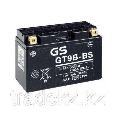 Аккумулятор GS Yuasa GT9B-BS, фото 2