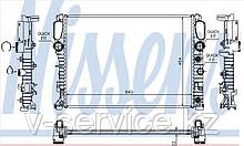 Радиатор W211(M112)(211 500 13 02)(BEHR 8MK 376 718-021)