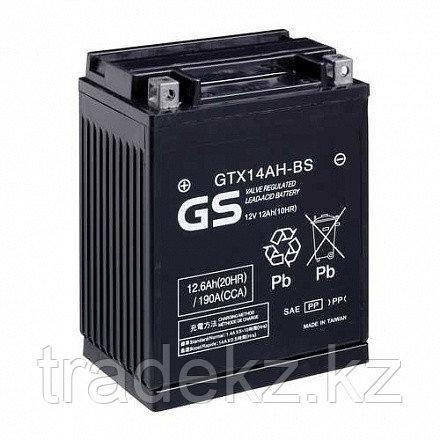 Аккумулятор GS Yuasa GTX14AH-BS , фото 2
