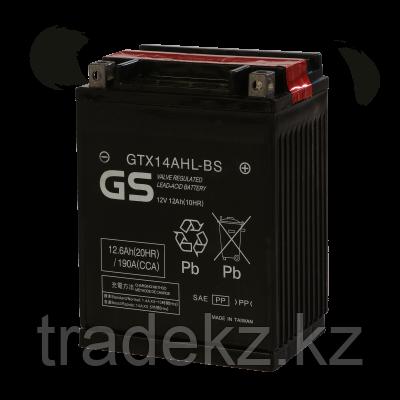 Аккумулятор GS Yuasa GTX14AHL-BS , фото 2