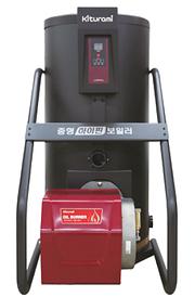 Напольный газовый котел средней мощности Kiturami KSG 150R (800кв.м-1400кв.м)