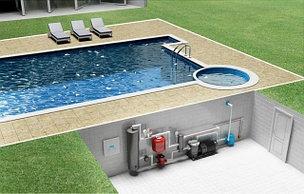 Оборудование для подогрева воды в бассейне