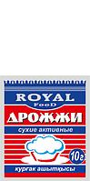 Дрожжи сухие 10 гр, Royal Food