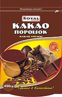 Какао порошок 450 гр, дойпак, Royal Food