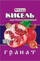 Кисель б/р 100 гр, Гранат, Royal Food
