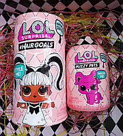 Набор L.O.L. Surprise Hairgoals + Fuzzy Pets, 5 серия (Оригинал)