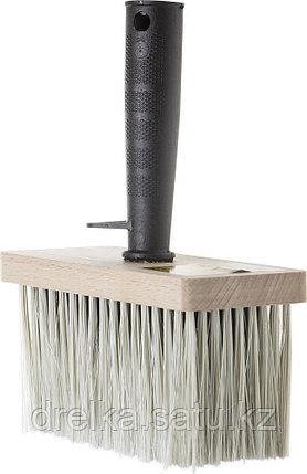 """Макловица STAYER """"PROFI"""" MAXI, искусственная щетина, деревянный корпус, 70x150мм , фото 2"""