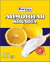 Лимонная кислота 15 гр, Royal Food
