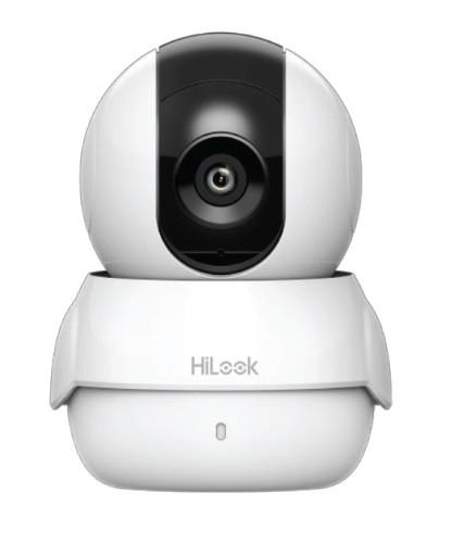 IPC-P100-D/W - 1MP Внутренняя IP-камера с панорамированием / наклоном фиксированного объектива, встроенным Wi-Fi-модулем, ИК-подсветкой и дуплексным а