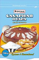 Сахарная пудра 0.7 кг, дойпак, Royal Food