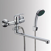 Смеситель для ванны с длинным изливом СЛ-ОД-Р31 Славен