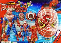 Spider Man Fighter Warrior 1029C Человек Паук Игровой набор
