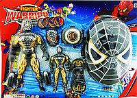 Spider Man Fighter Warrior 1029D Человек Паук Игровой набор