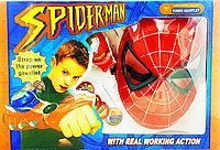 Spider Man Fighter Warrior 4444A Человек Паук Игровой набор