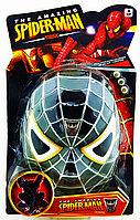 Spider Man Mask Человек Паук Маска, черная, фото 1