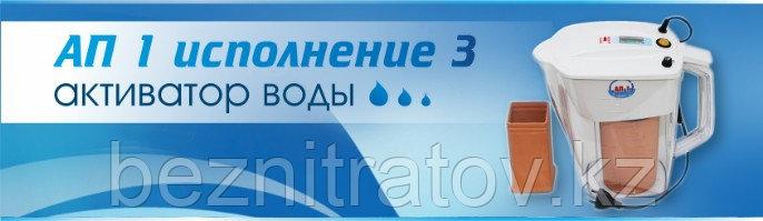 Активатор воды Ап 3Т (ап 1 исполнение 3Т, титановые электроды