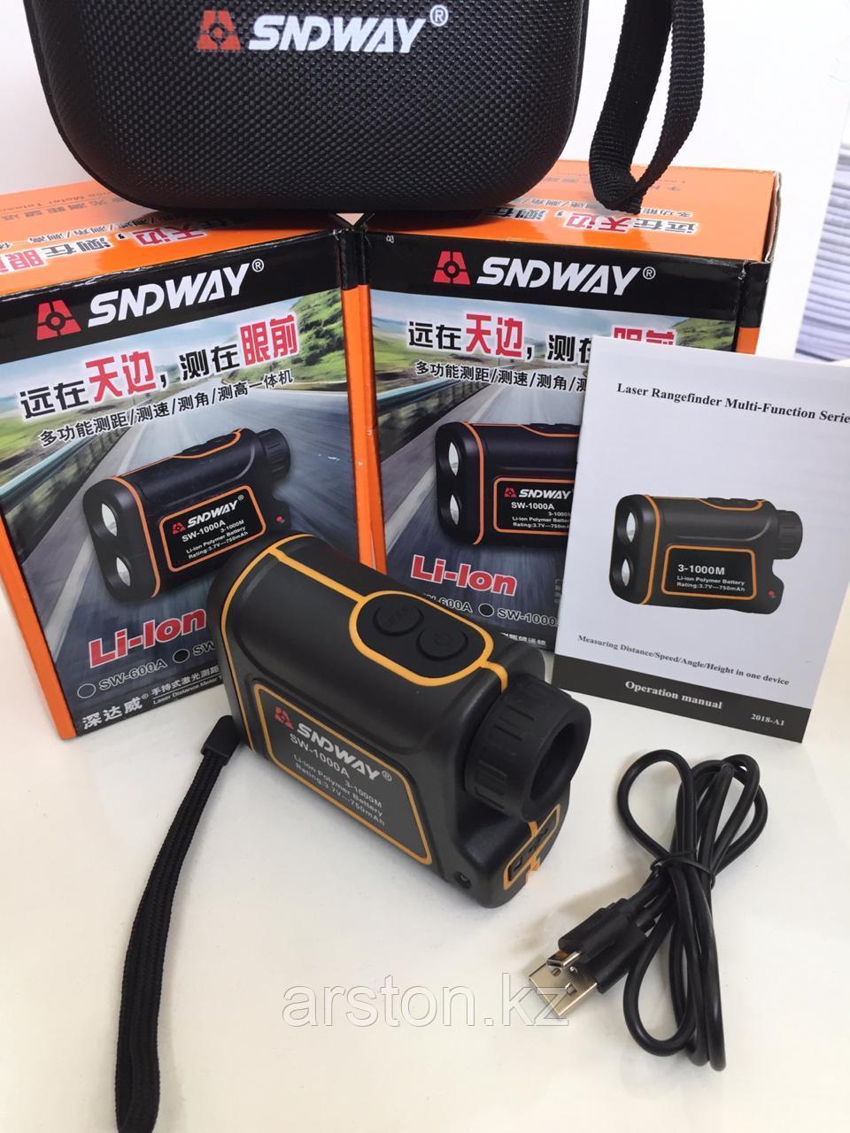 Лазерный дальномер Sndway SW-1000A