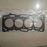 Прокладка ГБЦ (головки) Lancer 9 2003-2007, V-1.6, двигатель 4G18, фото 2