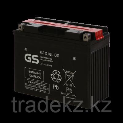 Аккумулятор GS Yuasa GTX18L-BS, фото 2
