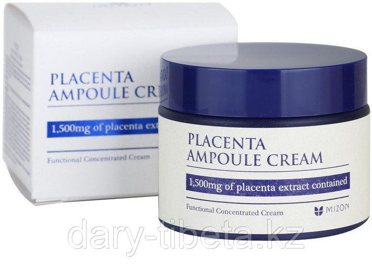 Mizon Placenta Ampoule Cream -Антивозрастной крем
