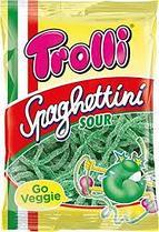 Жев. мармелад Trolli Спагетти в сахаре Яблоко 100 гр.