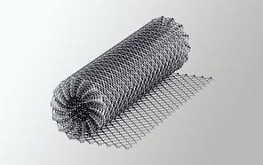 Сетка рабица ячейка 40х40, фото 2