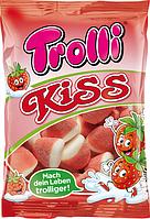 Жев. мармелад Trolli Клубника со сливками сахаре 100 гр.