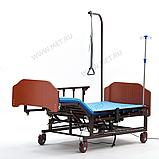 МЕТ REVEL NEW (BLY-1) Кровать медицинская функциональная электрическая с USB разъемом, фото 3