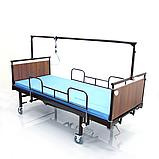 MET VAMOS Кровать-кресло с тренировочной рамой для механотерапии и/или тракции, фото 2