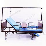 MET VAMOS Кровать-кресло с тренировочной рамой для механотерапии и/или тракции, фото 4