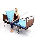 MET VAMOS Кровать-кресло с тренировочной рамой для механотерапии и/или тракции, фото 5