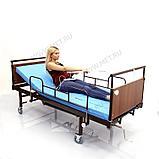 MET VAMOS Кровать-кресло с тренировочной рамой для механотерапии и/или тракции, фото 6