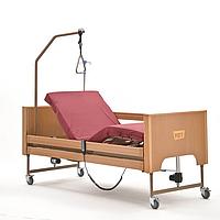 MET TERNA Кровать медицинская функциональная с регулировкой высоты (деревянное ортопед. ложе)