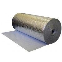 Подложка для ламината 5 мм фольга 50 м2