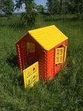 Детский игровой Домик Palplay - Лесной Светлячок  со светом и музыкой (коричневый, желтый) , фото 5
