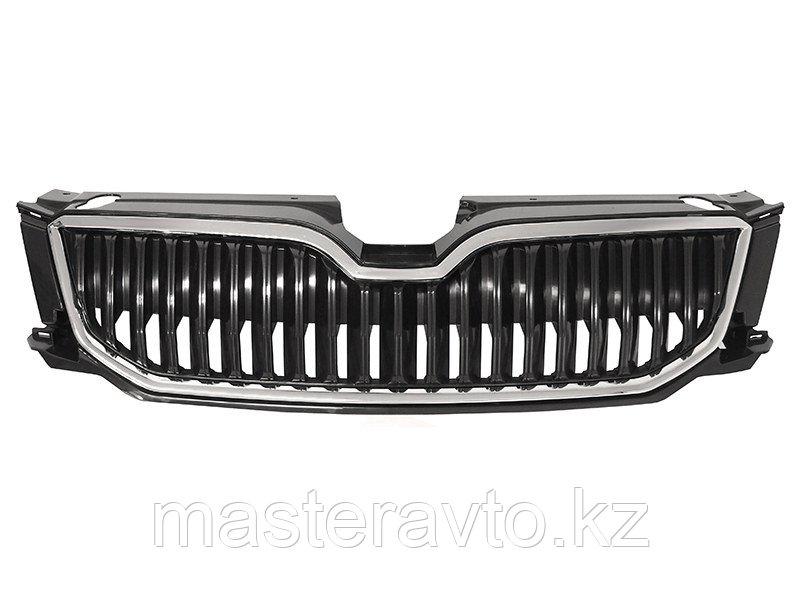 Решетка радиатора Skoda Octavia A7 2013-17