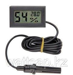 Термометр гигрометр с выносным датчиком для инкубатора