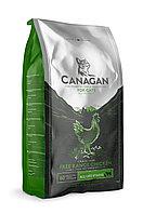 CANAGAN Grain Free, Free-Run Chicken, корм 375 гр для кошек всех возрастов и котят, Цыпленок, фото 1