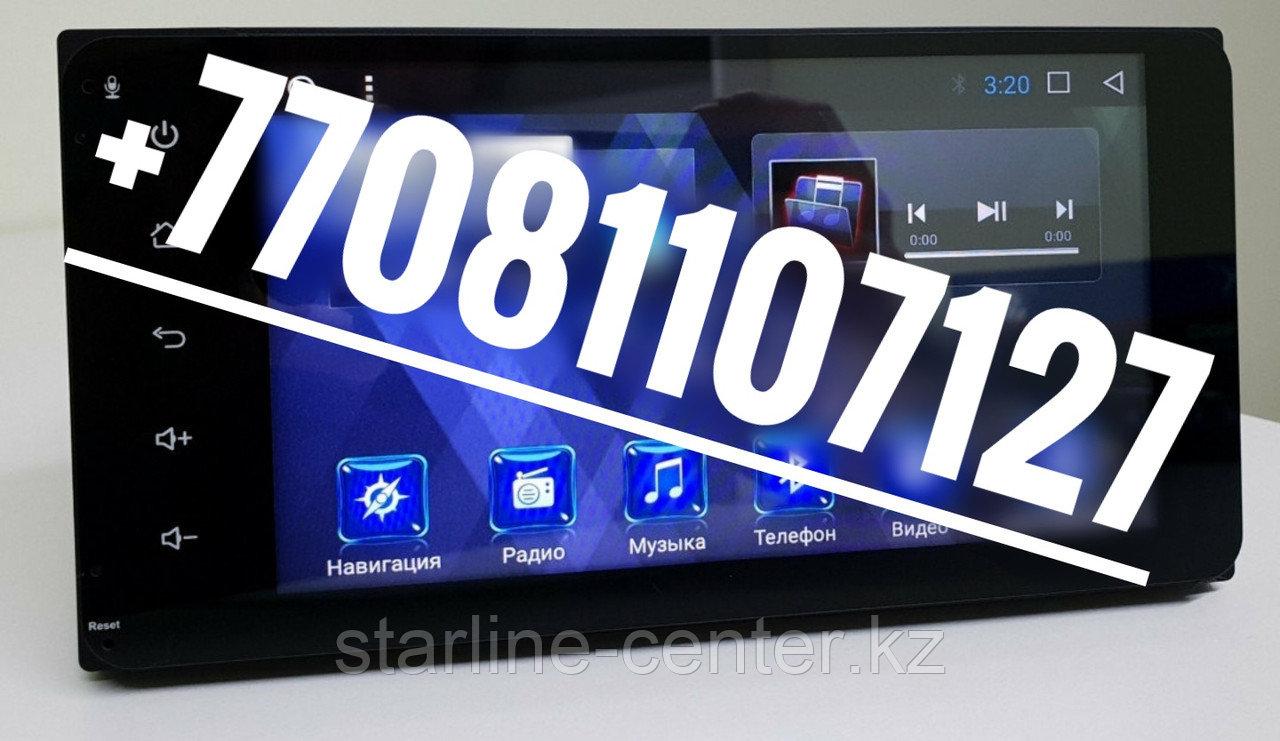 Автомагнитола DSK Lexus RX330/RX350 Android 8