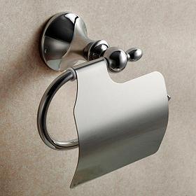 Бумагодержатели для ванной комнаты