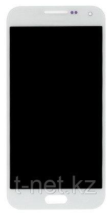 Дисплей Samsung Galaxy E5 Duos SM-E500F, с сенсором, цвет белый