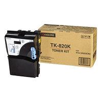 Kyocera TK-820K 15 000 стр. Black для FS-C8100DN тонер (1T02HP0EU0)