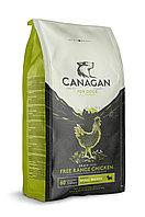 CANAGAN Grain Free, Free-Run Chicken, корм 2 кг для мелких пород собак всех возрастов и щенков, Цыпленок, фото 1