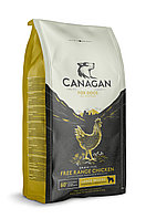 CANAGAN Grain Free, Free-Run Chicken, корм 12 кг для крупных пород собак всех возрастов и щенков, Цыпленок, фото 1